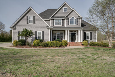 Nash County Single Family Home For Sale: 969 Duck Pond Road