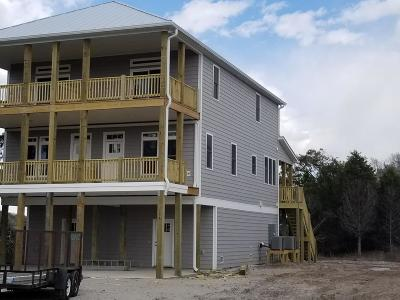 Atlantic Beach Condo/Townhouse For Sale: Lot 2 Lee Drive #B