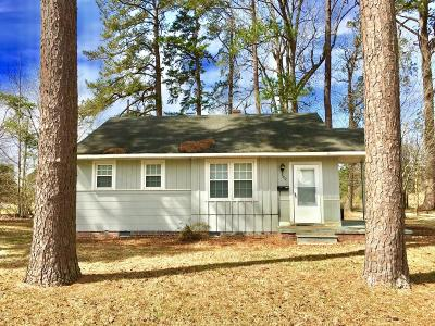 Jacksonville Single Family Home For Sale: 502 Sherwood Road