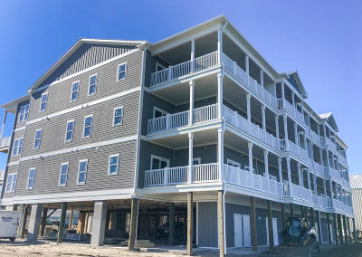 Atlantic Beach Condo/Townhouse For Sale: 431 E Fort Macon Road #10