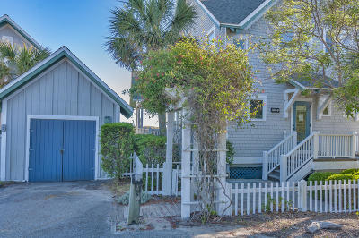 Bald Head Island Single Family Home For Sale: 803 S Bald Head Wynd #B