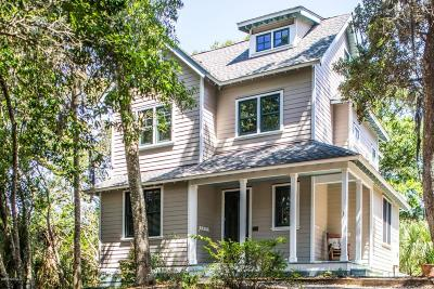 Bald Head Island Single Family Home For Sale: 21 Bay Tree Trail