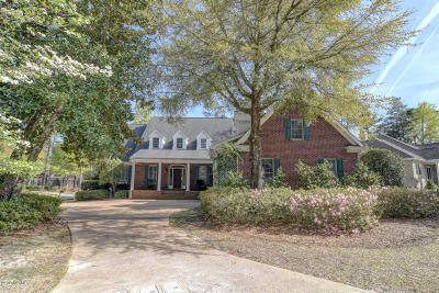 Wilmington Single Family Home For Sale: 8716 Lincolnshire Lane