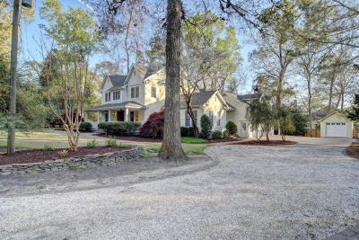 Wilmington Single Family Home Active Contingent: 744 Arjean Drive