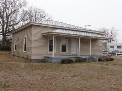 Grifton Single Family Home For Sale: 605 Queen Street
