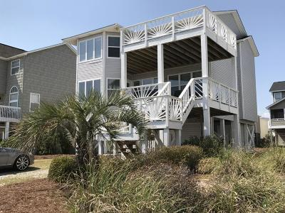 Ocean Isle Beach Single Family Home For Sale: 126 W First Street