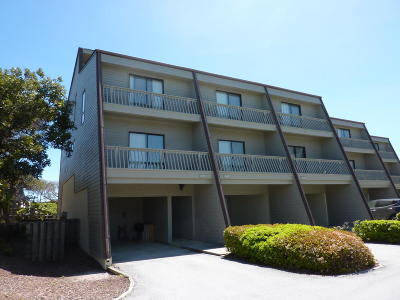 Pine Knoll Shores Condo/Townhouse For Sale: 565 Salter Path Road #V-2 Ocea