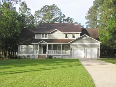 Havelock Single Family Home For Sale: 204 Sumter Court