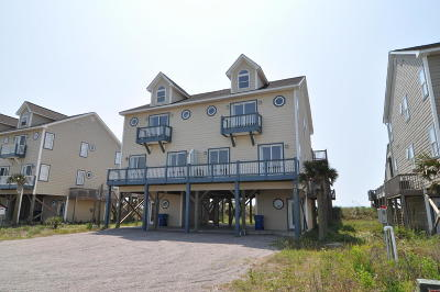 North Topsail Beach, Surf City (onslow) Condo/Townhouse For Sale: 207 Goldsboro Drive