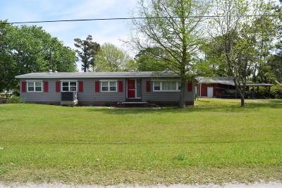 Harkers Island Single Family Home For Sale: 172 Oak Hammock Drive
