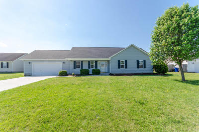 Richlands Single Family Home For Sale: 132 Annie Road