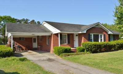 Castle Hayne, Burgaw, Rocky Point Single Family Home For Sale: 2987 Penderlea Highway