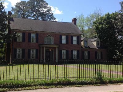 Farmville Single Family Home For Sale: 4361 W Church Street