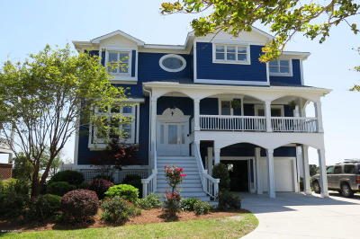 Beaufort Single Family Home For Sale: 104 Taylors Creek Lane