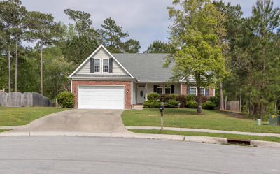 Swansboro Single Family Home For Sale: 123 Forest Lane