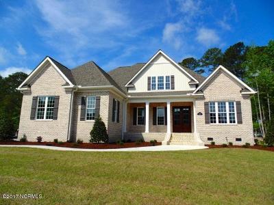 Greenville Single Family Home For Sale: 1005 Nottingham Road