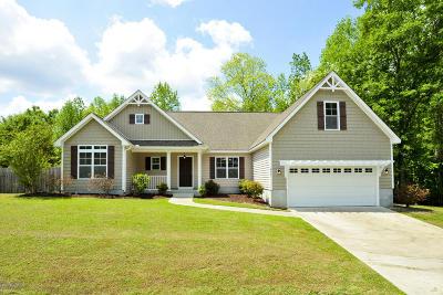 Blue Creek Farms, Blue Creek Farms Section Ii Single Family Home For Sale: 235 Blue Creek Farms Drive