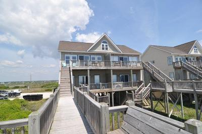 North Topsail Beach, Surf City, Topsail Beach Condo/Townhouse For Sale: 211 Goldsboro Drive