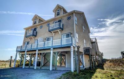 North Topsail Beach, Surf City (onslow) Condo/Townhouse For Sale: 203 Goldsboro Drive