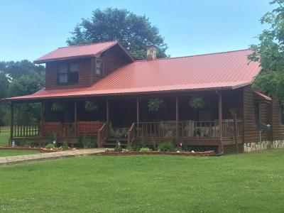hubert Single Family Home For Sale: 258 Bear Creek Road