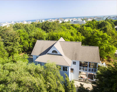 Emerald Isle Single Family Home For Sale: 107 Lobster Lane