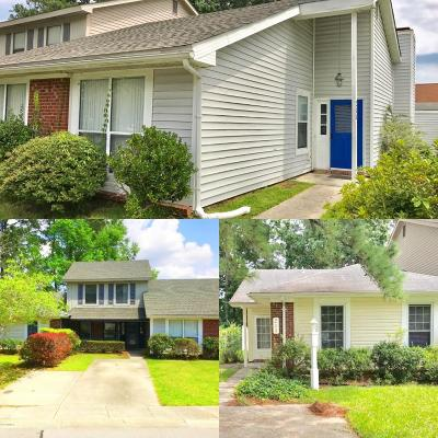 Jacksonville Condo/Townhouse For Sale: 200 Bracken Place