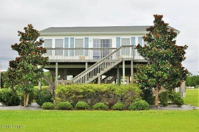 Cedar Point Single Family Home For Sale: 110 Cedar Lane