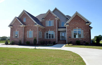 Greenville NC Single Family Home For Sale: $439,900