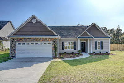 Onslow County Single Family Home For Sale: 173 Inverness Drive