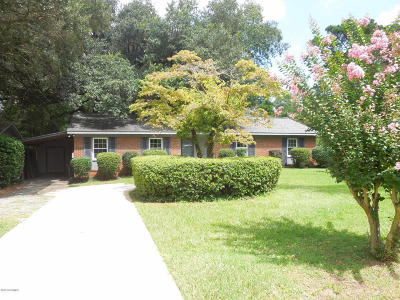 Wilmington Single Family Home For Sale: 5505 Andover Road