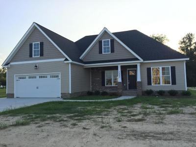 Farmville Single Family Home For Sale: 3648 New Town Court