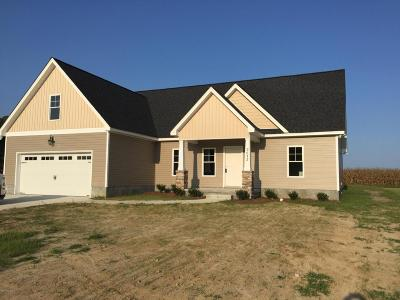 Farmville Single Family Home For Sale: 3613 New Town Court