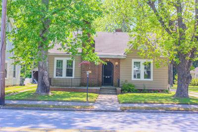 Farmville Single Family Home For Sale: 3599 N Main Street