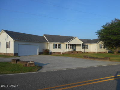 Nash County Single Family Home For Sale: 10135 Tar River Church Road