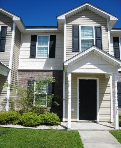 Jacksonville Condo/Townhouse For Sale: 229 Glen Cannon Drive