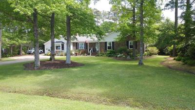 Beaufort Single Family Home For Sale: 240 Rudolph Drive