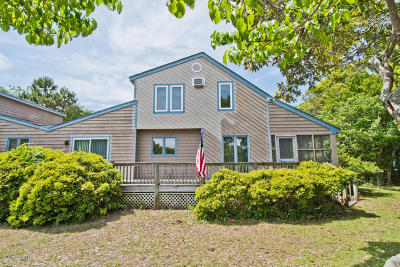 Emerald Isle Single Family Home For Sale: 100 Barracuda Court