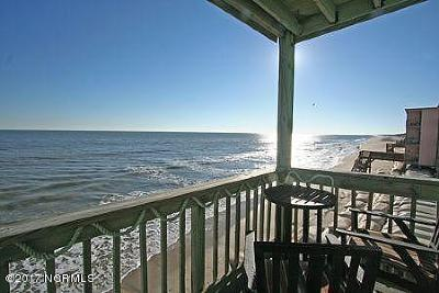 Onslow County Condo/Townhouse For Sale: 2250 New River Inlet Road #218