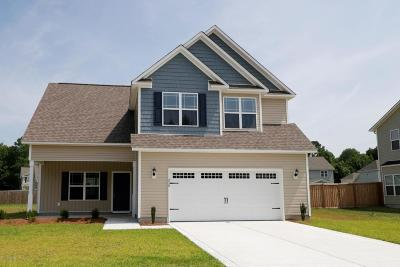 Onslow County Single Family Home For Sale: 210 Pennington Street