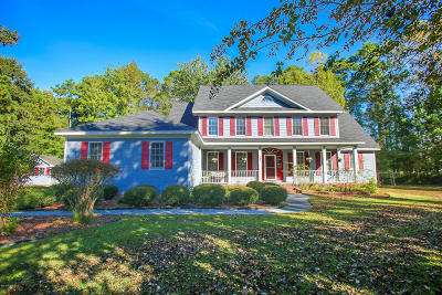 Onslow County Single Family Home For Sale: 744 Lynchburg Drive