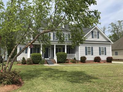 Winterville Single Family Home For Sale: 595 Cedar Ridge Drive