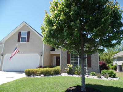 Single Family Home For Sale: 487 Slippery Rock Way