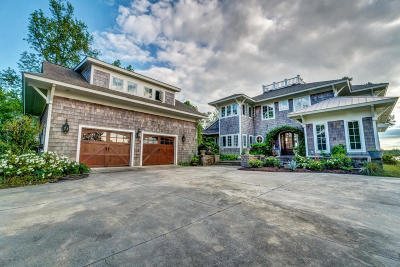 Beaufort Single Family Home For Sale: 115 Staysail Lane