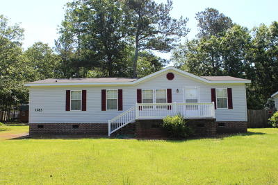 Supply Single Family Home Sold: 1283 Skipper Run SW