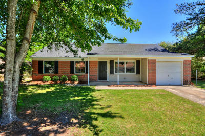 jacksonville Single Family Home For Sale: 505 Olive Court