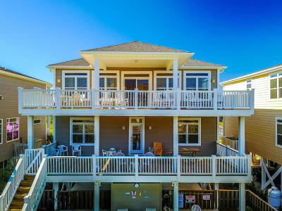 Ocean Isle Beach Single Family Home For Sale: 354 E Second Street