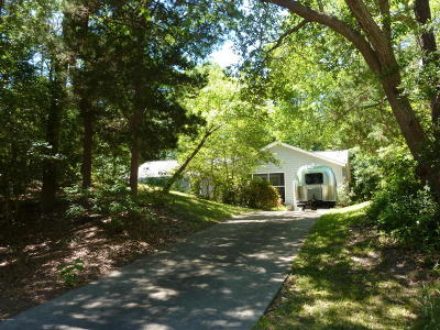 Pine Knoll Shores Single Family Home For Sale: 129 Holly Road
