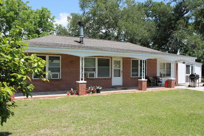 Morehead City Single Family Home For Sale: 2334 Crab Point Loop Road