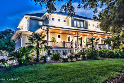 Hampstead Single Family Home For Sale: 192 Ballast Point Road