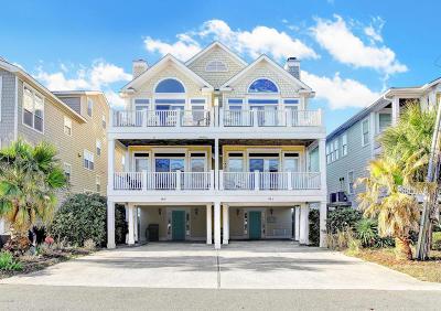 Wrightsville Beach Condo/Townhouse For Sale: 16 E Greensboro Street #B